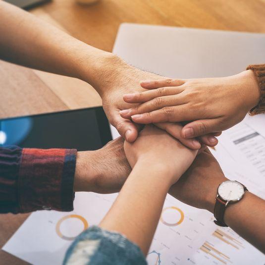 Het Connect team